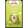 Yogi tea Zöldcitromos menta tea (17db filter)