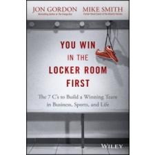 You Win in the Locker Room First – Mike Smith idegen nyelvű könyv