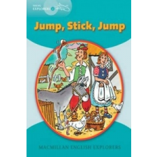 Young Explorers 2 Jump Stick Jump – Louis Fidge,Gill Munton idegen nyelvű könyv