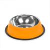 Yummie Etetőtál - 18 cm - narancssárga (60005OR)