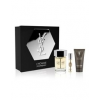 Yves Saint Laurent L' Homme szett III. (100 ml eau de toilette + 50 ml tusfürdő + 10 ml tollparfüm), edt férfi