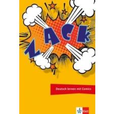Zack! - Deutsch lernen mit Comics idegen nyelvű könyv