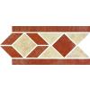 Zalakerámia IBERIA GRES RGD-319   33,3x16,5 padlóbordűr