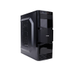 Zalman Ház Midi ATX T3 Tápegység nélkül, Fekete, USB2.0+3.0