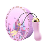 ZALO Baby Star - akkus, luxus vízálló vibrotojás (viola)