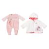 Zapf Baby Annabell ruházat - rugdalózó+kabát