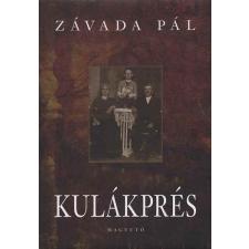 Závada Pál Kulákprés regény