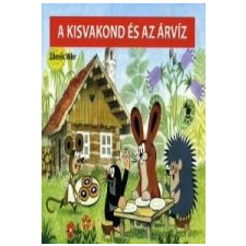 Zdenek Miler A KISVAKOND ÉS AZ ÁRVÍZ - LAPOZÓ (4. KIADÁS) gyermek- és ifjúsági könyv