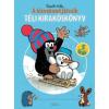 Zdenek Miler : A kisvakond játszik - Téli kirakóskönyv