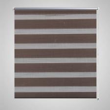 Zebra roló 50 x 100 cm Kávészínű redőny
