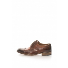 Zee Lane Collection , Bőr brogue cipő, Barna, 41 (T114-PELLE-QUEBRACHO-ZNC-41)
