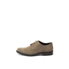 Zee Lane Collection , Nyersbőr oxford cipő, Khaki, 42 (2501-CROSTA-TAUPE-ZNC-42)