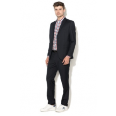 Zee Lane Collection , Slim fit szmoking, Sötétkék, 54 (ZLC18S-3012-DARK-BLUE-54)