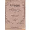 Zeneműkiadó Liszt tanulmányok