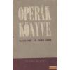 Zeneműkiadó Operák könyve (1954)
