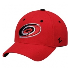 Zephyr Carolina Hurricanes baseball sapka Zephyr Breakaway Flex Red - XL