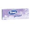 ZEWA Deluxe papírzsebkendő 10x10 darabos (3 rétegű)