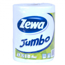 ZEWA Jumbo háztartási papírtörlő 1 tekercs 2 réteg 325 lap papírárú, csomagoló és tárolóeszköz