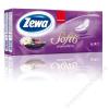 ZEWA Papír zsebkendő, 3 rétegű, 10x9 db, ZEWA Softis, aromatherapia (KHHZ11)