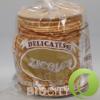 Ziegler Bio Tönköly Medvehagymás Tallér 100 g