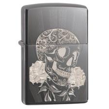 Zippo 29883 Fancy Skull Design öngyújtó ajándéktárgy