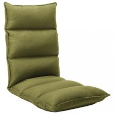 Zöld összecsukható szövet padlómatrac bútor