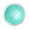 Zöld sarki fény Fractal ehető csillámpor
