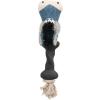 Zolux Plüss, Gumi Rágókával, Szamár Figurával, 25cm Játék Kutyának