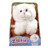 Zookiez Zookiez cica plüssfigura - fehér, 30 cm