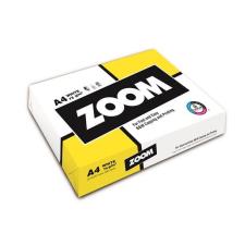 Zoom Másolópapír, A4, 80 g, ZOOM fénymásolópapír