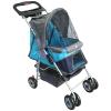 zooplus Exclusive Sporty Pet Stroller kis testű kutyáknak - Sötétkék / világosszürke