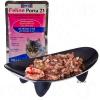 Zooplus Feline Porta 21 6 x 100 g - Tonhalas garnélarákkal