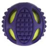Zooplus Gumi- & teniszlabda 2in1 - 2 darab Ø 10 cm