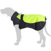 Zooplus Illume Nite Neon fényvisszaverő kutyakabát - kb. 55 cm háthossz