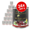 Zooplus Selection 24 x 800 g - Senior & Light csirke