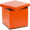Zsámoly tároló résszel - narancssárga