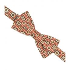 Zsorzsett szatén csokornyakkendõ - Kockás