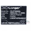 ZTE Blade A602, Akkumulátor, 3000 mAh, Li-Polymer, Li3830T430T43P6h856337 kompatibilis