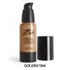 Zuii Organic Bio folyékony alapozó Golden tan