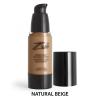 Zuii Organic Bio folyékony alapozó Natural beige