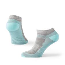 ZULU Merino Summer W szürke/kék / Zoknie: 35-38 női zokni