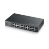 ZyXEL 24-port GbE Unmanaged Switch (GS1100-24E-EU0101F)