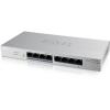 ZyXEL Switch 8x1000Mbps ebből 4port POE (60w)