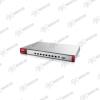 ZyXEL Tűzfal 8x 1Gbps (LAN/DMZ/WAN), 2x USB, 1x OPT, 1-year licenses of IDP, Antivir (Kaspersky), Antispam (Cyren)
